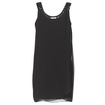Textil Ženy Krátké šaty Naf Naf KLOE Černá