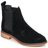 Boty Ženy Kotníkové boty Clarks CLARKDALE Černá