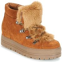 Boty Ženy Kotníkové boty Coolway OSLO Velbloudí hnědá