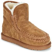 Boty Ženy Kotníkové boty Coolway ZOW Velbloudí hnědá