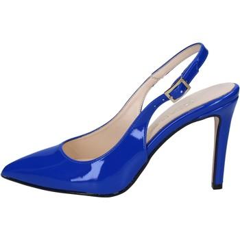 Boty Ženy Sandály Olga Rubini Sandály BY285 Modrý