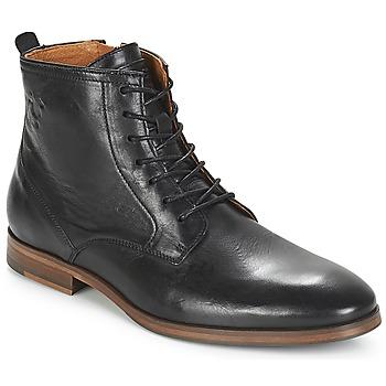 Boty Muži Kotníkové boty Kost NICHE 1 Černá