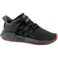 Boty Muži Nízké tenisky adidas Originals EQT Support 9317 černá