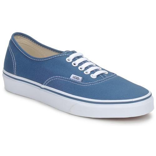 Boty Nízké tenisky Vans AUTHENTIC Modrá