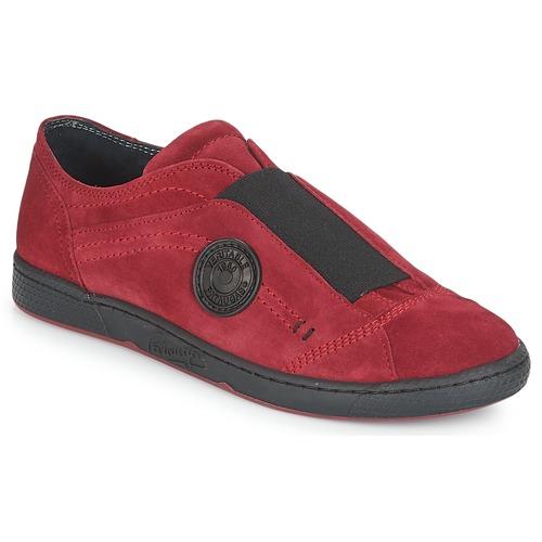 Boty Ženy Street boty Pataugas Jelly Červená