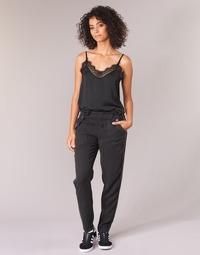 Textil Ženy Cargo trousers  Ikks MIRSSEEP Černá