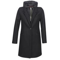 Textil Ženy Kabáty Ikks AFTER Černá