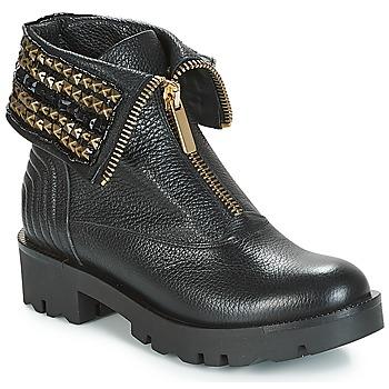 Boty Ženy Kotníkové boty Tosca Blu KIRUNA Černá