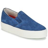 Boty Ženy Street boty Skechers UPLIFT Modrá