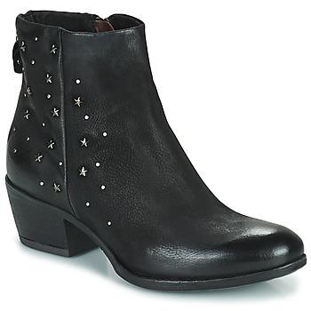 Boty Ženy Kotníkové boty Mjus DALLY STAR Černá