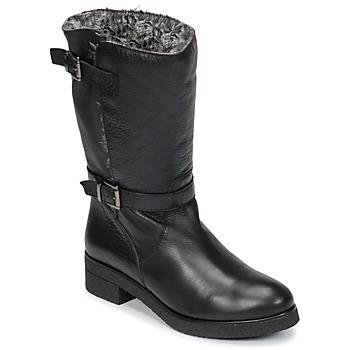 Boty Ženy Kotníkové boty Unisa DALI Černá