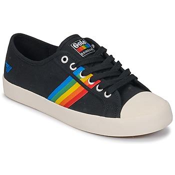 Boty Ženy Nízké tenisky Gola Coaster rainbow Černá