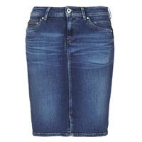Textil Ženy Sukně Pepe jeans TAYLOR Modrá