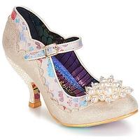 Boty Ženy Lodičky Irregular Choice Shoesbury Krémová