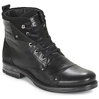 Boty Muži Kotníkové boty Redskins YEDES Černá