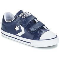 Boty Děti Nízké tenisky Converse STAR PLAYER EV V OX Námořnická modř / Bílá