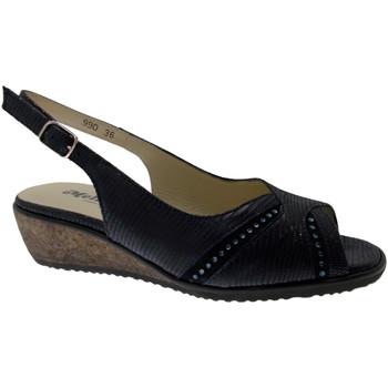 Boty Ženy Sandály Melluso MET425bl blu