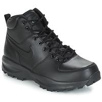 Boty Muži Kotníkové boty Nike MANOA LEATHER BOOT Černá