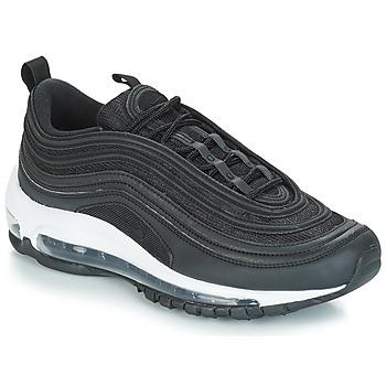 Boty Ženy Nízké tenisky Nike AIR MAX 97 W Černá
