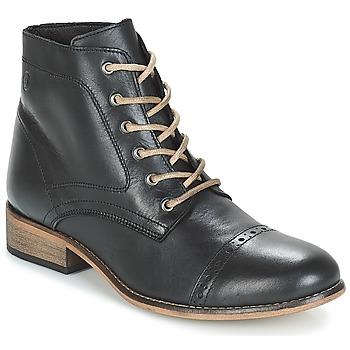 Boty Ženy Kotníkové boty Betty London FOLIANE Černá