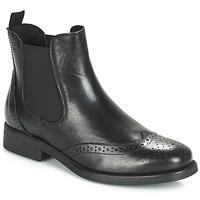 Boty Ženy Kotníkové boty Betty London Josta Černá