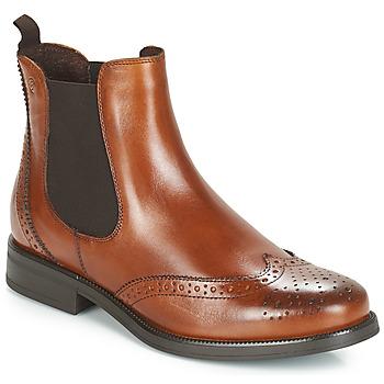 Boty Ženy Kotníkové boty Betty London JOSTA Hnědá