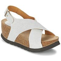 Boty Ženy Sandály Ganadora SARA Bílá