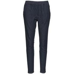 Textil Ženy Turecké kalhoty / Harémky Nikita REALITY SLIM Modrá
