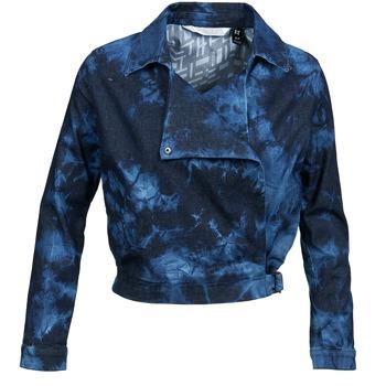 Textil Ženy Bundy Nikita BAY Modrá