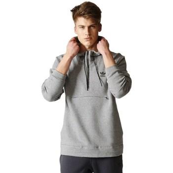 Textil Muži Mikiny adidas Originals Originals Shadow Tones Half Zip Šedé