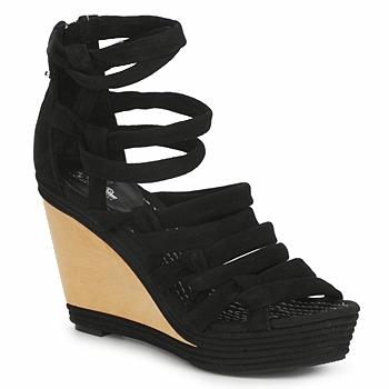 Boty Ženy Sandály Belle by Sigerson Morrison APACHE HI Černá