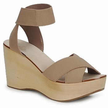 Boty Ženy Sandály Belle by Sigerson Morrison ELASTIC Hnědá