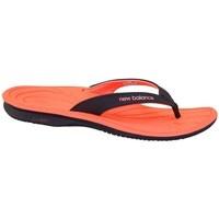 Boty Ženy Žabky New Balance 6091 Černé, Oranžové