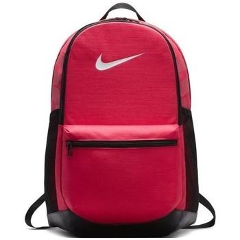 Nike Batohy Brasilia - Růžová