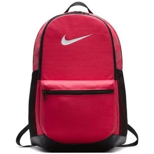 Taška Batohy Nike Brasilia Růžové