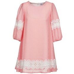 Textil Ženy Krátké šaty Brigitte Bardot AGATHE Červená