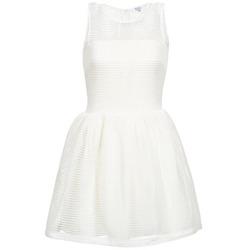 Textil Ženy Krátké šaty Brigitte Bardot AGNES Bílá