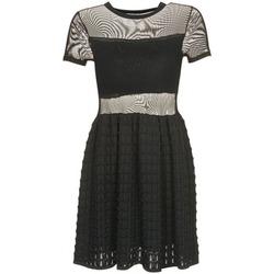 Textil Ženy Krátké šaty Brigitte Bardot ALBERTINE Černá