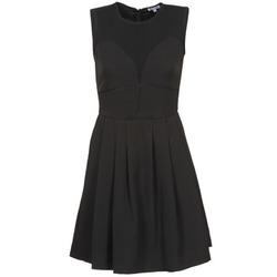 Textil Ženy Krátké šaty Brigitte Bardot ALEXANDRIE Černá
