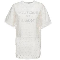 Textil Ženy Mikiny Brigitte Bardot ANASTASIE Krémově bílá