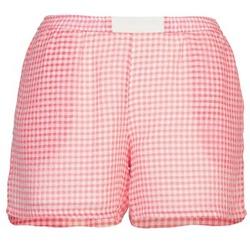 Textil Ženy Kraťasy / Bermudy Brigitte Bardot ANNE Červená / Bílá