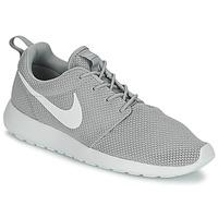 Boty Muži Nízké tenisky Nike ROSHE ONE Šedá / Bílá