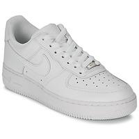 Nízké tenisky Nike AIR FORCE 1 07 LEATHER W