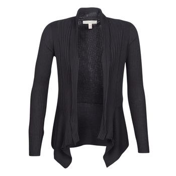 Textil Ženy Svetry / Svetry se zapínáním Esprit VECKY Černá