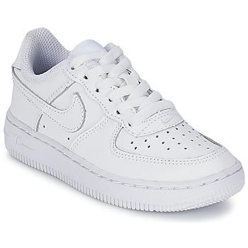 Nike Tenisky Dětské AIR FORCE 1 - Bílá
