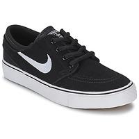 Boty Děti Nízké tenisky Nike STEFAN JANOSKI ENFANT Černá