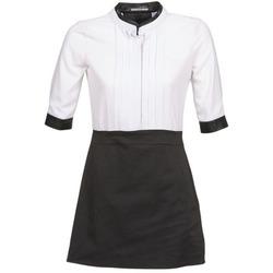 Textil Ženy Krátké šaty La City COLUMBA Černá / Bílá