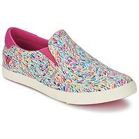 Boty Ženy Street boty Gola DELTA LIBERTY KT Bílá / Růžová / Modrá