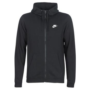 Nike Mikiny HOODIE SPORT - Černá