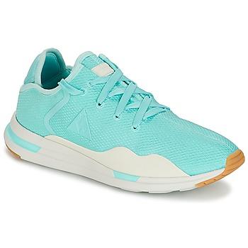 Boty Ženy Nízké tenisky Le Coq Sportif SOLAS W SUMMER FLAVOR Modrá